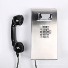 Telefone à prisão à prova de vandalismo