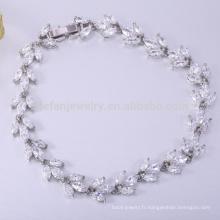 bracelet de bracelets en caoutchouc de cuivre fabricant bracelet anti-statique