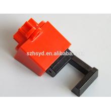 Approuver CE très durable Polypropylène, anti-impact modifié nylon verrouillage électrique étiquette out