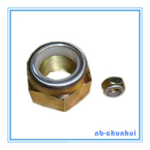 Hex Nut Nylon Insert Nut DIN985