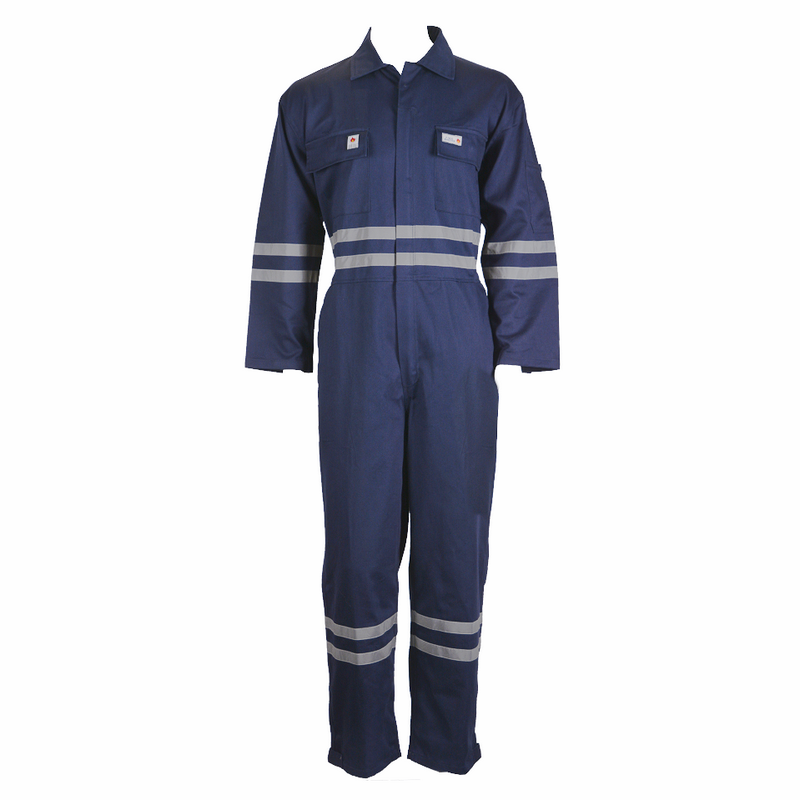 Flame Retardant Coverall F01a