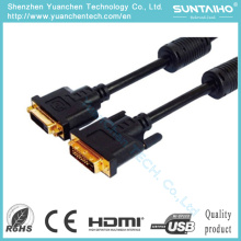 HD 15pins Male to Male VGA Cable for Computer