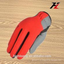 China jiangsu guantes de seguridad industrial