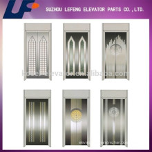 Elevator Etching Door Panel