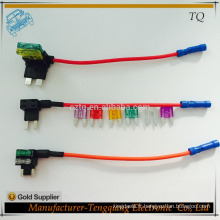 Waterproof miniature Plug-in Fuses Holder with Wire