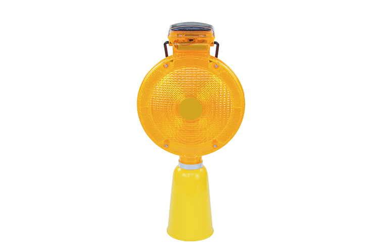 Solar Hazardous Location Warning Light