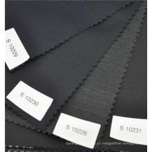a tela da manta da mistura de lãs e de poliéster usada para os homens apara o peso 275g / m