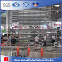 H Type Cage de poulet de couche de machines d'agriculture sur la vente