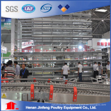 H Type Agriculture Machinery Layer Chicken Cage on Sell
