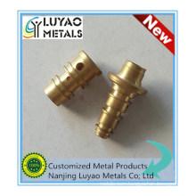CNC Machining of Brass Fitting