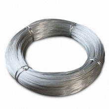 Arame de aço de baixo e médio carbono