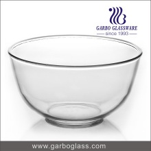 "8.5"" Round Pyrex Glass Bowl"