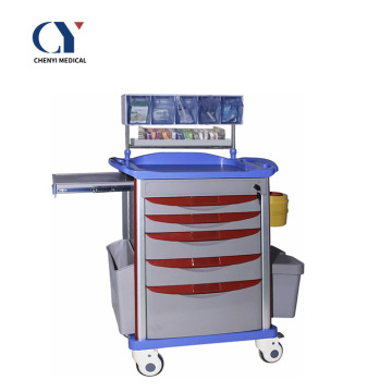 anesthesia trolley anesthesia hospital medical  trolley