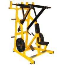 Fitness-Ausrüstung-Turnhallen-Ausrüstung Handels-ISO-seitliche niedrige Reihe