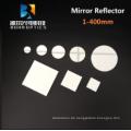 10*10mm Quadratischer N-BK7 Glasschutzspiegel aus Metall