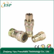 hydraulic coupler