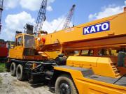 Used KATO 25T Fully Hydraulic Truck Crane
