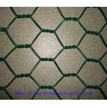 China professional manufactory for PVC coated hexagonal wire mesh