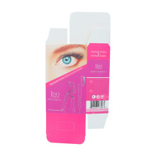 embalagem de cosméticos personalizados caixa de maquiagem para presente com modelador de cílios