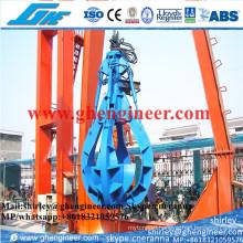Ce Hydraulic Orange Peel Port Grab 25t 30t 35t