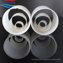 PP, CPVC, PVDF, PVC plastic Raschig Ring random packing