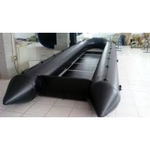 Grand bateau gonflable de 8m, bateau de sauvetage