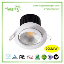3 years warranty High Quality 12w led downlight recessed led downlight led ceiling light