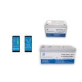 lifepo4 12V lithium iron phosphates batteries with monitor