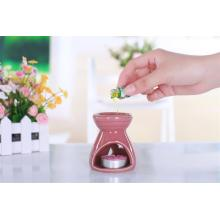 Ceramic Incense Holder with Essential OIL Candle