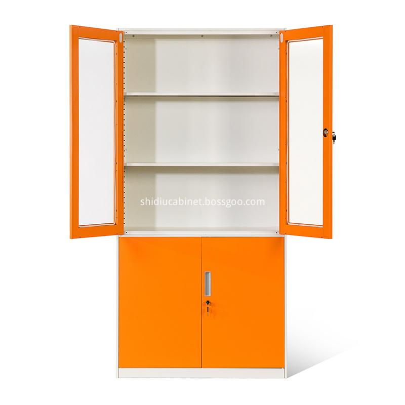 Narrow Frame File Cabinet 3