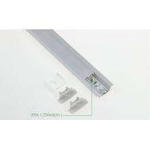 Kitchen cabinet led aluminum profile
