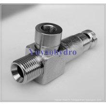 Raccords hydrauliques spéciaux Raccords hydrauliques OEM
