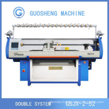 52 inch computerized knitting machine with comb (GUOSHENG)