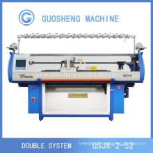 máquina de confecção de malhas computarizada de 52 polegadas com pente (GUOSHENG)