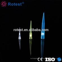 puntas de filtro de micropipeta de 10ul personalizados