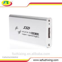 Caja de disco duro USB SSD 2.5 HDD Enclosure
