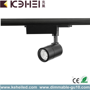 15W 25W 35W DALI LED Track Lights Zwart