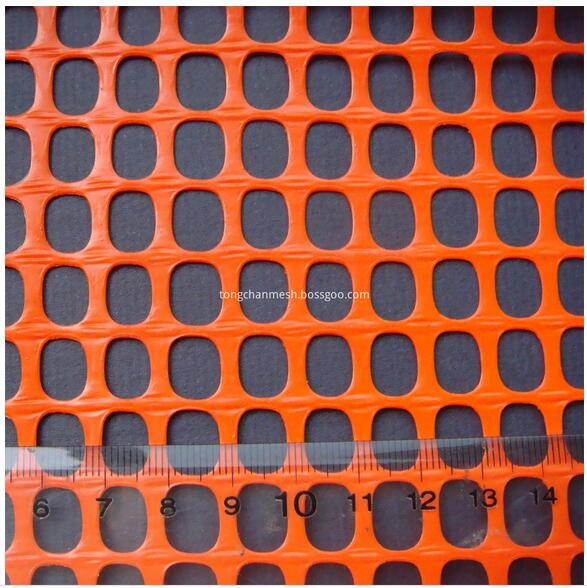 Plastic Barries Safety Fence mesh