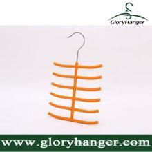 Estante de toalla plástico al por mayor, suspensión de toalla, uso dual mojado y seco