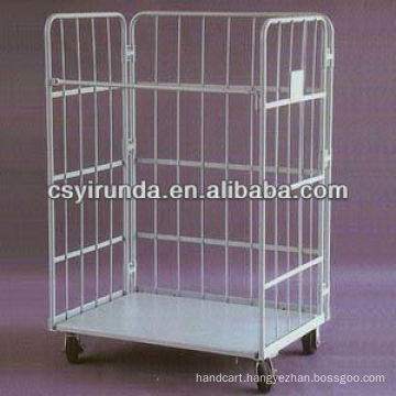 Transportation Roll Container Logistics Roll Trolley