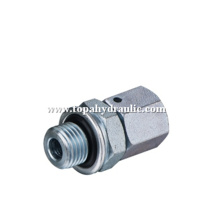 2GC zinc plating hydraulic connectors fitting