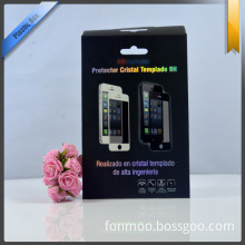 Paper Box for Glass Protector Film with UV