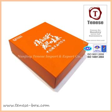 Costom Square Geschenkpapier Verpackung Box