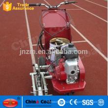 Machine de marquage routier hermoplastique