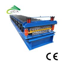 África do Sul IBR e máquina de folha de telhado de papelão ondulado