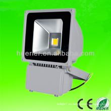 El precio barato de la alta calidad con CE RoHS al aire libre ip65 12-24v 12v 80watt llevó la luz de inundación 80watt
