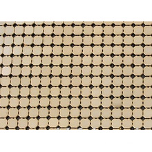 Wall Ceiling Decorative Ring Metal Curtain/Flake Curtain Mesh