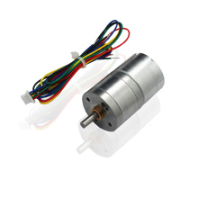 High Torque 24v Brushless Gear Motor