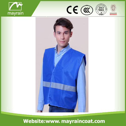 Zipper Safety Vest