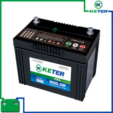 AUTO BATTERY KETER SEALED MAINTENANCE FREE LEAD ACID BATTERY